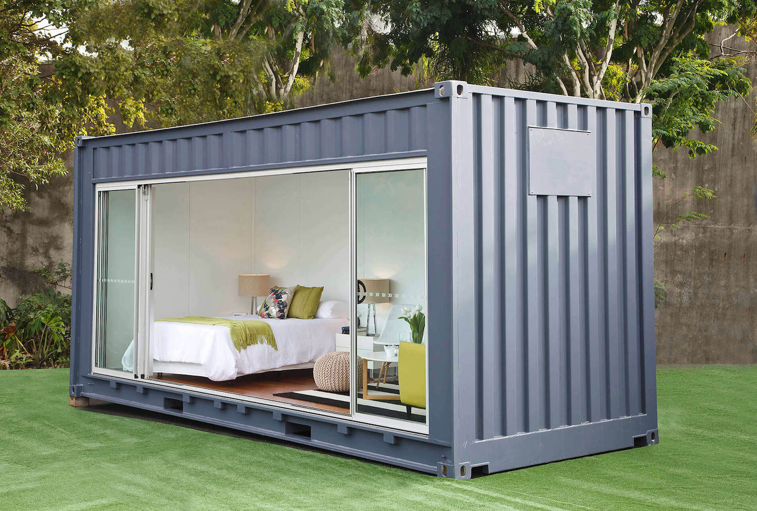 Shipping Container Houses In Austin Modular Homes